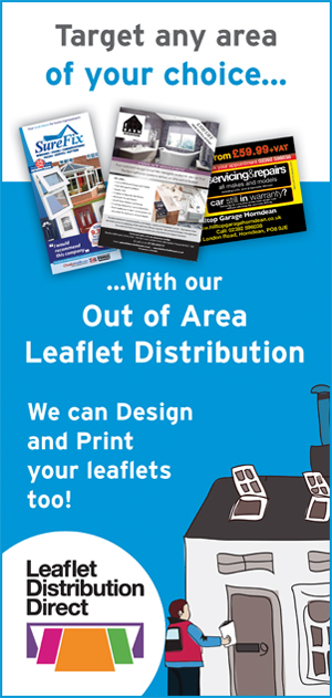 Leaflet Distribution Direct - The Directory Group