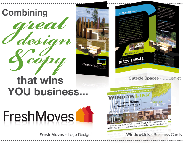 Advert, Brochure, & Graphic Design - The Directory Group