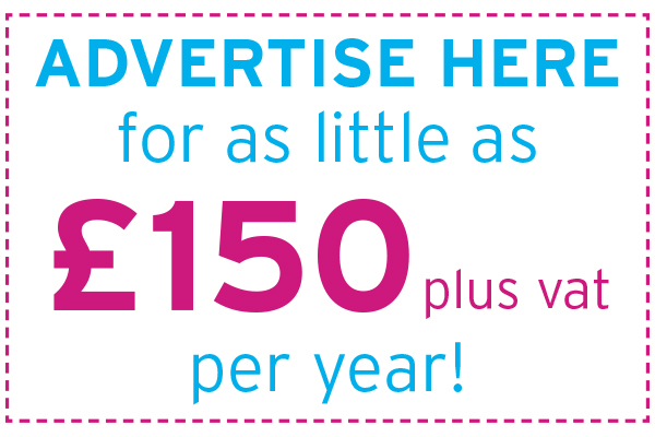 Advertise Here for as little as £150