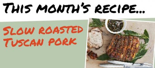 Recipe Of The Month March - The Directory Group