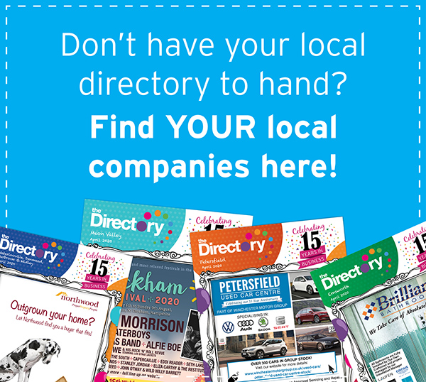 Find your local companies here!